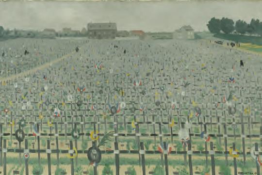 Vu du front. Représenter la Grande Guerre - Exposition du musée de l'Armée et de la Bibliothèque ...