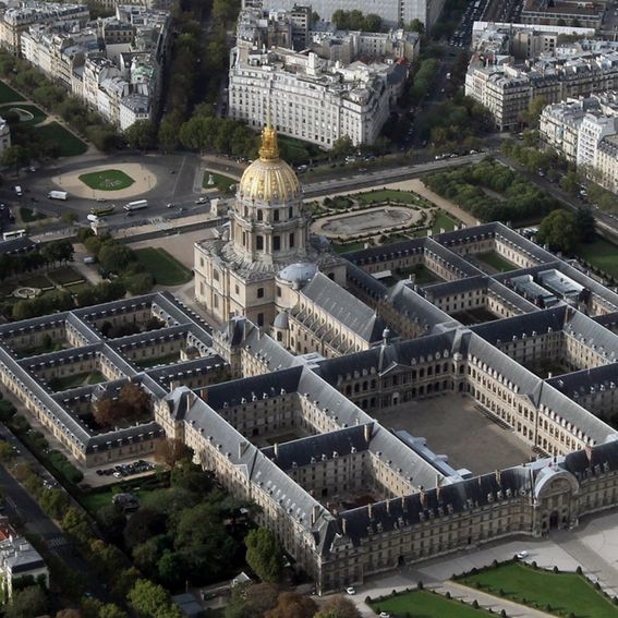 The Hôtel National des Invalides