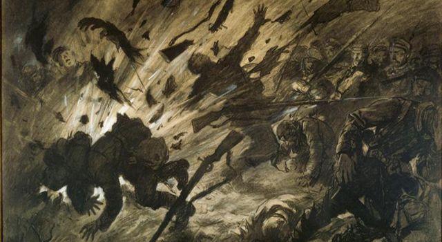 Musée de l'Armée- Vu du front - Représenter la Grande Guerre