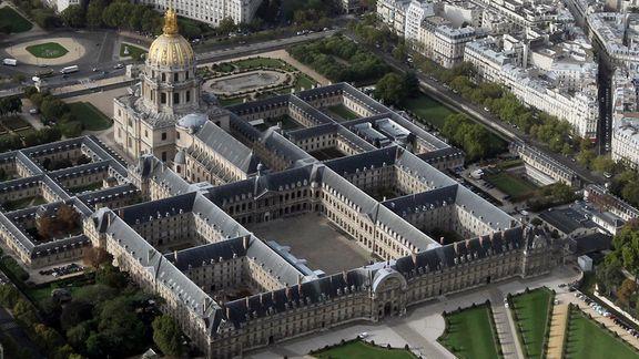 L'Hôtel national des Invalides, une cité dans la ville - Musée de l'Armée