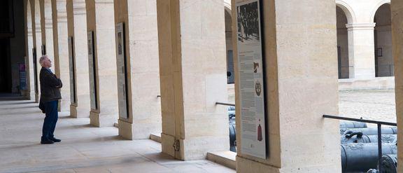 Dans L Honneur Et Par La Victoire Musee De L Armee