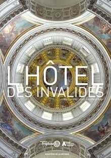 L'Hôtel des Invalides, couverture livre