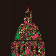 Affiche programmation musicale 2014