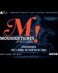 Page d'accueil du site Mousquetaires !