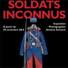 Affiche exposition Soldats Inconnus