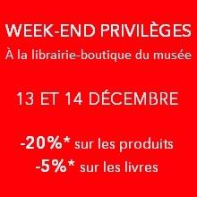 Offres privilèges librairie-boutique