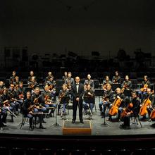 Orchestre et Sébastien Billard © Garde Républicaine