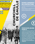 "Site web de l'exposition ""Churchill - de Gaulle"