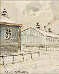 Hiver à Buchenwald © Paris - Musée de l'Armée, Dist. RMN-Grand Palais Palais / Pierre-Luc Baron-Moreau