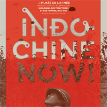 Affiche cycle cinéma Indochine Now!