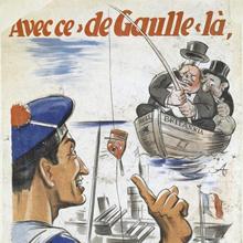 """Visite guidée de l'exposition """"Churchill - de Gaulle"""""""