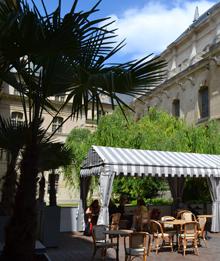 Le salon de thé Angélina aux Invalides