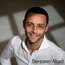 Portrait de Benjamin Alard