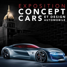Affiche du Festival Automobile International