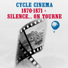 Affiche du cycle de projections en écho à l'exposition France-Allemagne