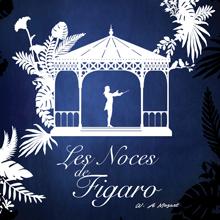 Affiche du festival Opéra en Plein Air, les Noces de Figaro