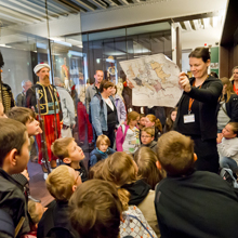 Visite jeune public