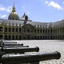 Cour d'Honneur de l'hôtel des Invalides