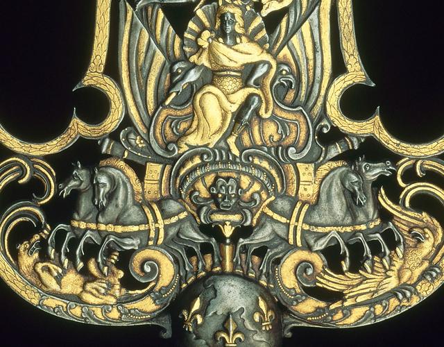 Pertuisane Des Gardes De La Manche 1679 Mus 233 E De L Arm 233 E