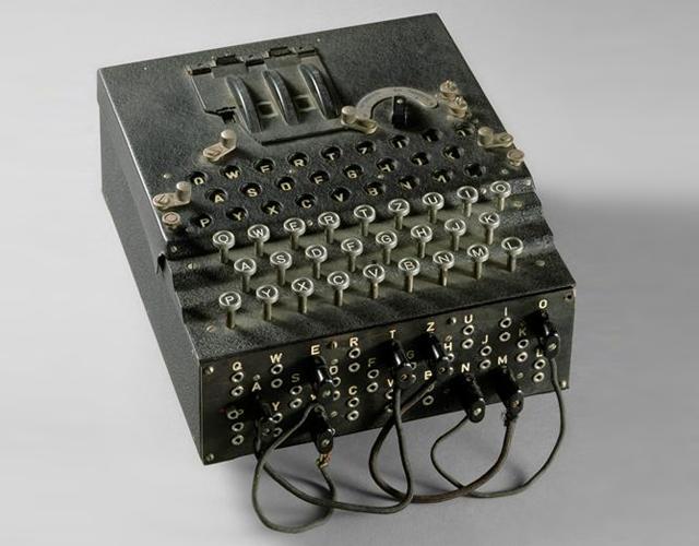 cryptography machine