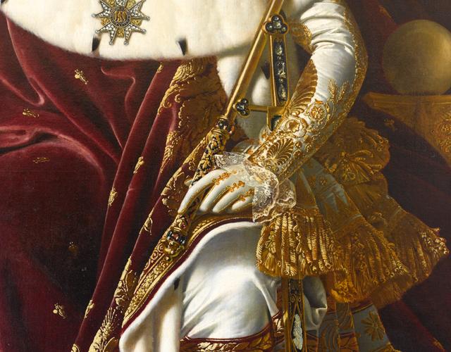 tableau de napol233on ier empereur des fran231ais 17691821