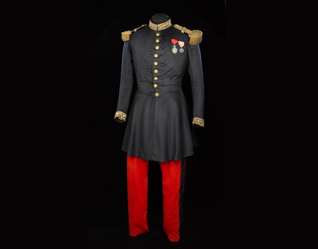 Uniforme de napol on iii 1808 1873 mus e de l 39 arm e - Argument contre le port de l uniforme ...