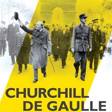 Affiche exposition Churchill et De Gaulle