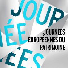 Affiche de l'édition 2015 des journées européennes du patrimoine