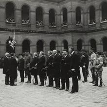 Exposition Les Invalides dans la Grande Guerre