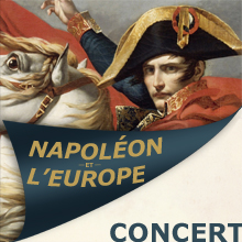 Vignette Napoléon et l'Europe cycle concerts